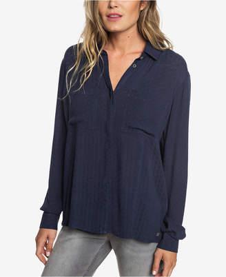 Roxy Juniors' Collared Shirt