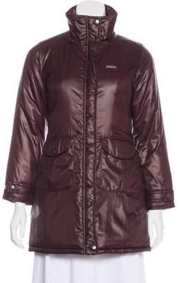 Patagonia Girls' Long Puffer Coat