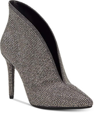Jessica Simpson Lasnia Pointy-Toe Booties Women's Shoes