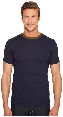 DAY Birger et Mikkelsen Independence Clothing Co Crew Neck Ringer T-Shirt T Shirt