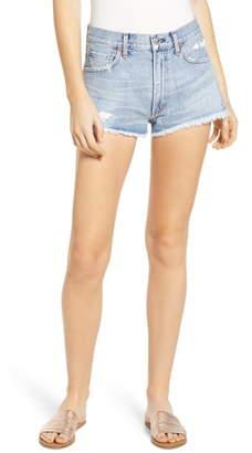 Citizens of Humanity Danielle Cutoff Denim Shorts