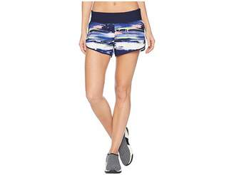 New Balance Impact 3 Printed Shorts Women's Shorts