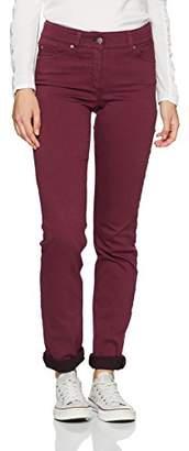 Gerry Weber Women's Hose Lang Straight Jeans,W36/L30 (Manufacturer Size: 36S)