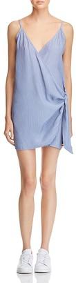 Faithfull the Brand Kara Wrap Dress $150 thestylecure.com