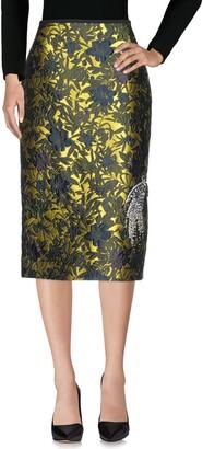 Erdem 3/4 length skirts
