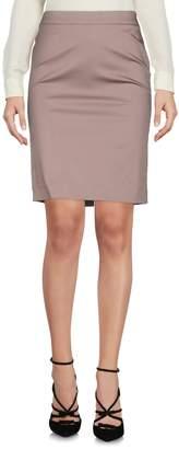 Manuel Ritz Knee length skirts