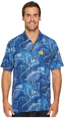 Tommy Bahama Auburn Tigers Collegiate Series Fez Fronds Shirt Men's Clothing
