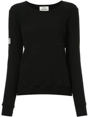 Mads Norgaard Troopa woven top