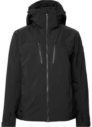 Peak Performance Lanzo Hooded Padded Ski Jacket - Men - Black
