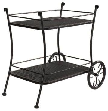 Barcelona Serving Cart