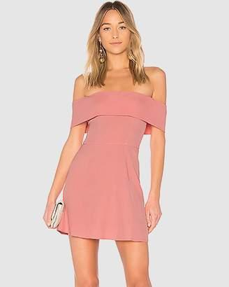 by the way. Aubrey Off Shoulder Dress
