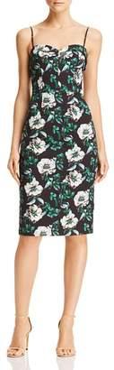 Black Halo Clover Floral Dress - 100% Exclusive
