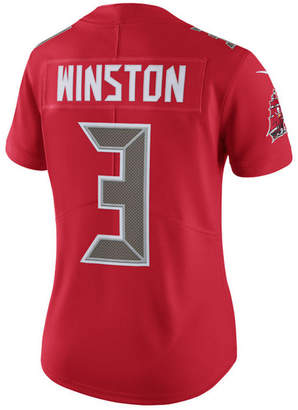 Nike Women's Jameis Winston Tampa Bay Buccaneers Color Rush Limited Jersey