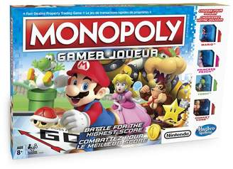 Hasbro Games Monopoly Gamer