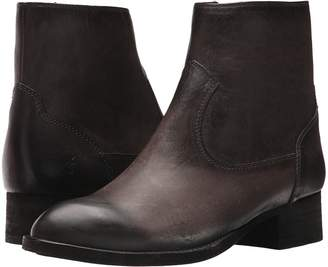 Frye Brooke Short Inside Zip Women's Boots