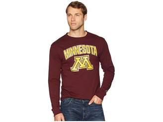 Champion College Minnesota Golden Gophers Long Sleeve Jersey Tee
