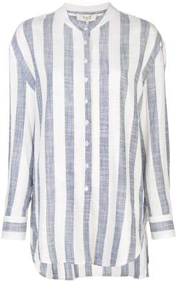 Sea striped tunic