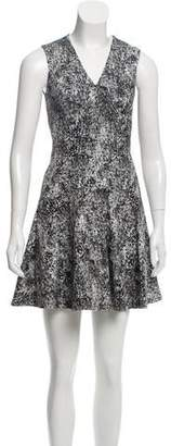 Rebecca Taylor A-Line Mini Dress
