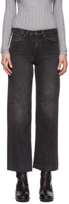 Simon Miller Black W006 Jeans