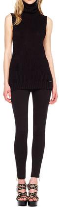 MICHAEL Michael Kors Ankle-Zip Skinny Pants, Women's