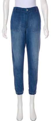 Black Orchid High-Rise Skinny Jeans