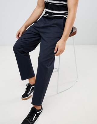 ONLY & SONS Tapered Fit Chino With Pleat Details