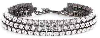 Oscar de la Renta Crystal embellished choker