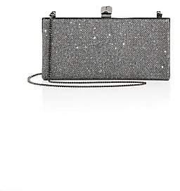 Jimmy Choo Women's Celeste Glitter Box Clutch