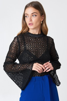 Rut & Circle Rut&Circle Moa Lace Top
