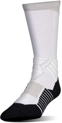 Under Armour Boys' UA Basketball Drive Crew Socks