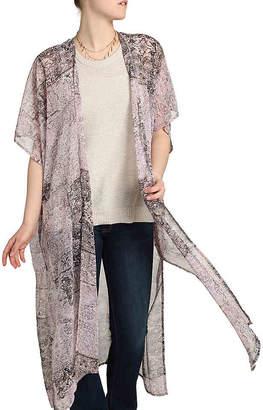 BCBGMAXAZRIA Luxury Magic Kimono - Women's