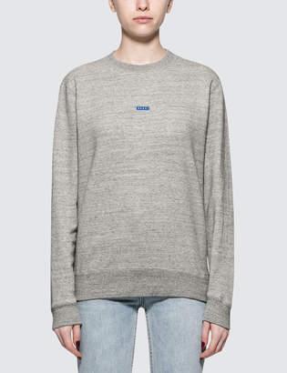 Sacai X Fragment Design Box Logo Sweatshirt