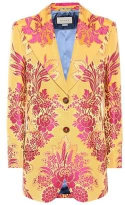 Gucci Jacquard jacket