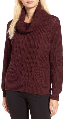 BP. Cowl Neck Pullover Sweater $49 thestylecure.com