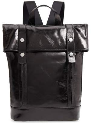Treasure & Bond Remy Glazed Leather Backpack