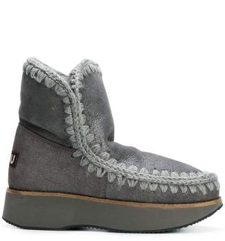 Mou Running Eskimo boots