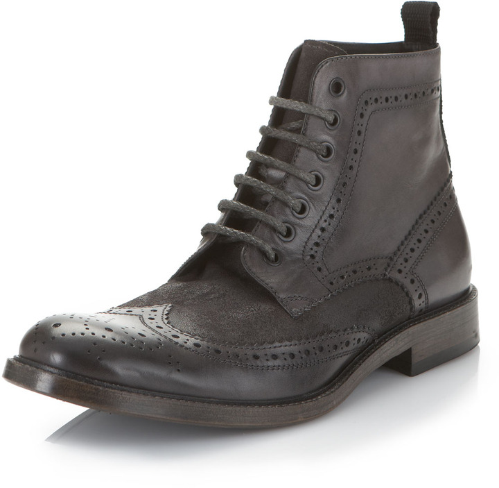 Kenneth Cole Brogue Boot