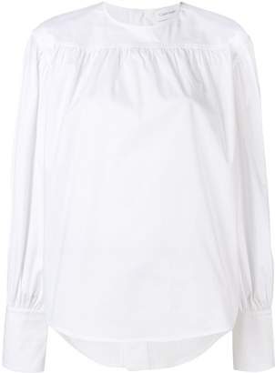 Calvin Klein long-sleeved blouse