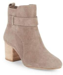 Splendid Nilo Suede Ankle Boots