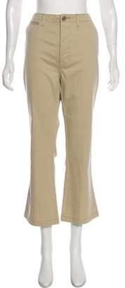 R 13 High-Rise Wide-Leg Pants