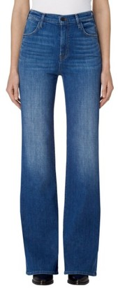 Women's J Brand Joan High Waist Wide Leg Jeans $228 thestylecure.com