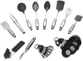 Tuffsteel 20 Piece Kitchen Tool Set