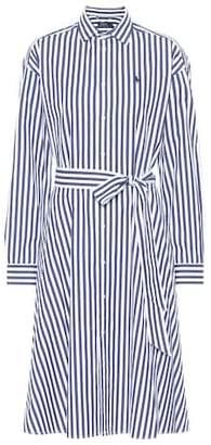 Polo Ralph Lauren Striped cotton midi dress
