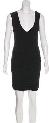 James Perse Sleeveless Mini Dress