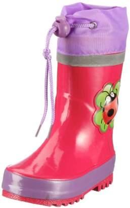 Playshoes PlayshoesGirlsRubberBootsLadybug,SizeEU34/35