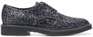 Giuseppe Zanotti Design Tyson glitter shoes