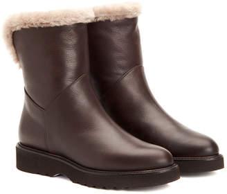 Aquatalia Kimberly Waterproof Leather Boot