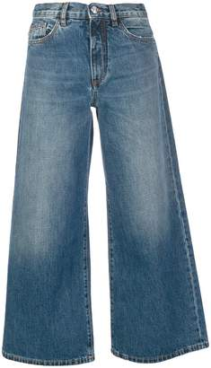Nine In The Morning cropped denim jeans