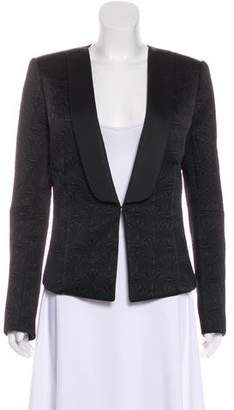Balmain Embroidered Evening Blazer