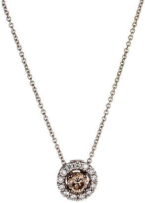 Le Vian 14CT Gold Chocolate Diamond Pendant